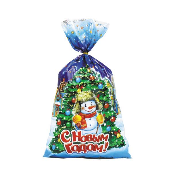 Детский сладкий новогодний подарок «Пакет»
