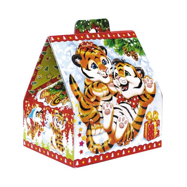 Детский сладкий новогодний подарок «Подарок». Фото 2