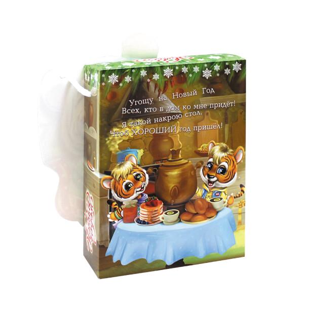 Детский сладкий новогодний подарок «Леденец». Фото 2