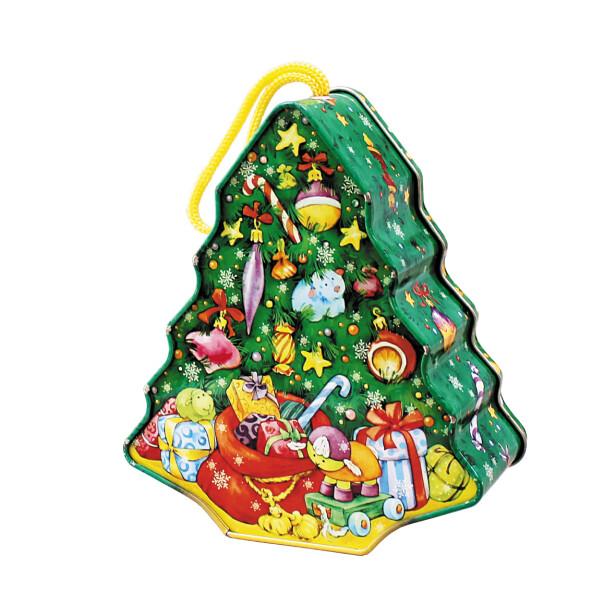 Детский сладкий новогодний подарок «Пуговка». Фото 2