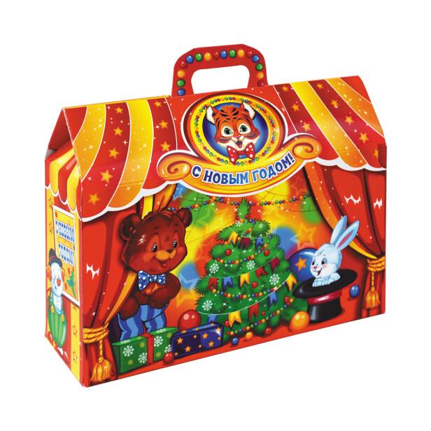 Детский сладкий новогодний подарок «Арена». Фото 2