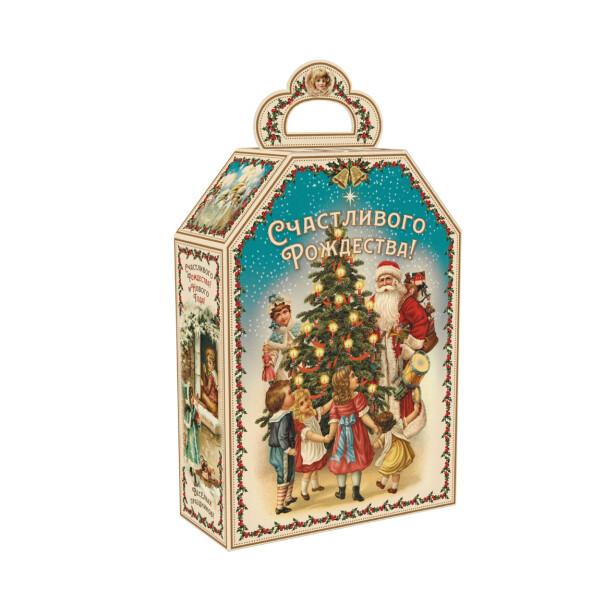 Детский сладкий новогодний подарок «Рождество». Фото 2