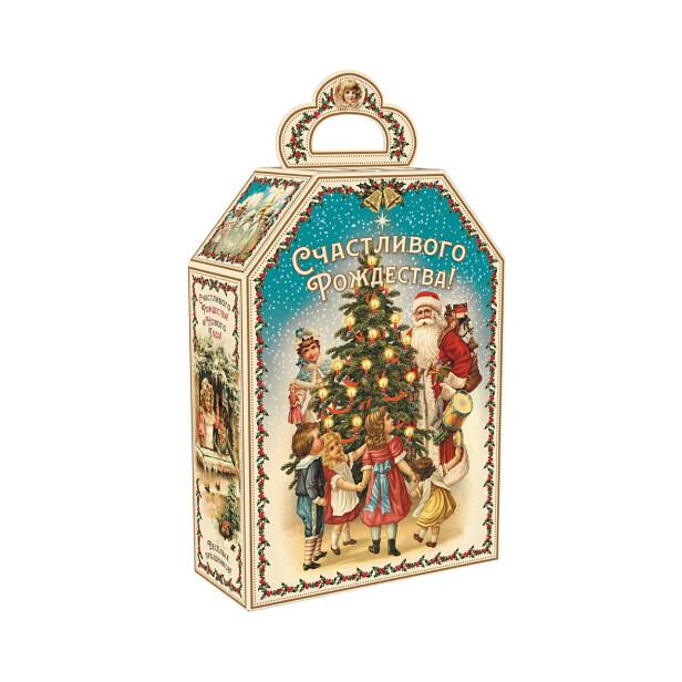Детский сладкий новогодний подарок «Рождество». Фото 1