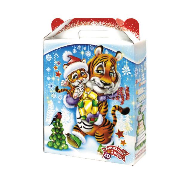 Детский сладкий новогодний подарок «Сюрприз». Фото 2