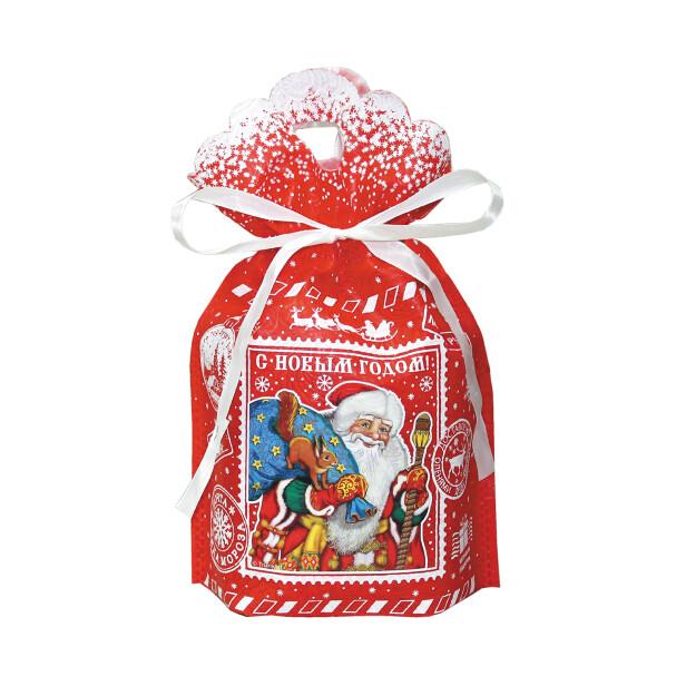 Детский сладкий новогодний подарок «Почтальон». Фото 1