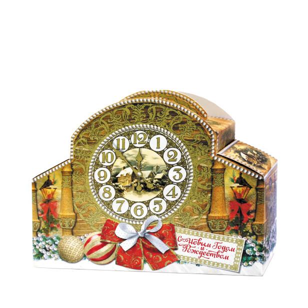 Детский сладкий новогодний подарок «Часы»