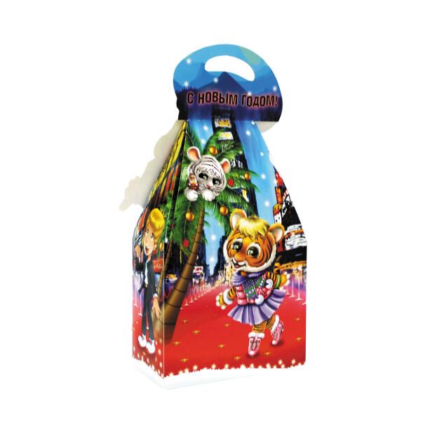 Детский сладкий новогодний подарок «Фурор». Фото 2