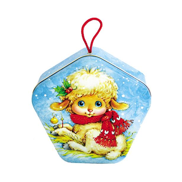 Детский сладкий новогодний подарок «Кудряшка»