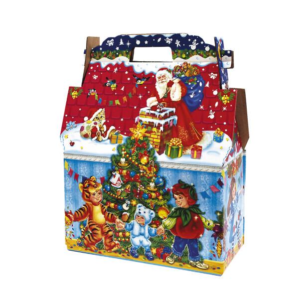 Детский сладкий новогодний подарок «Карнавал». Фото 2
