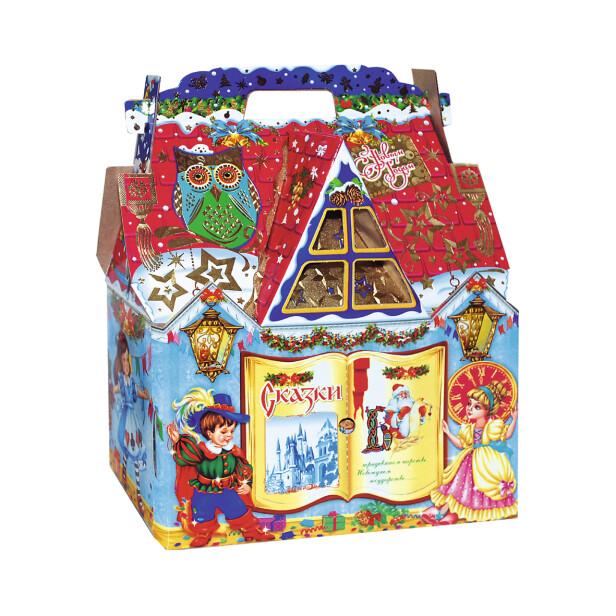 Детский сладкий новогодний подарок «Карнавал». Фото 1