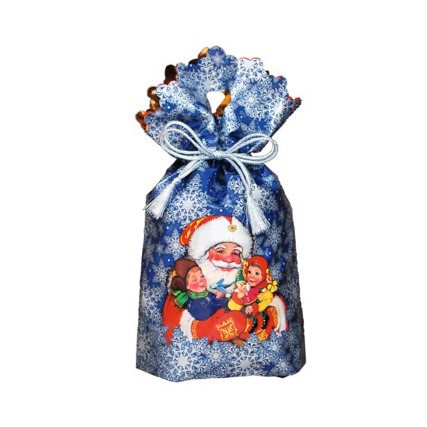 Детский сладкий новогодний подарок «Мешочек №2». Фото 1