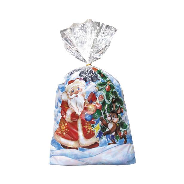 Детский сладкий новогодний подарок «Великан»