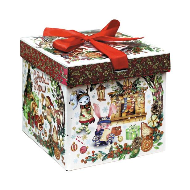 Детский сладкий новогодний подарок «Флирт». Фото 2