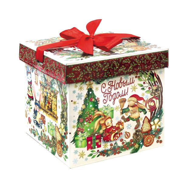 Детский сладкий новогодний подарок «Флирт». Фото 1