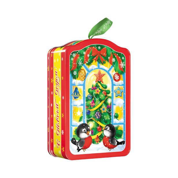 Детский сладкий новогодний подарок «Весельчак». Фото 2