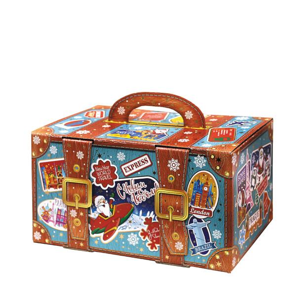 Детский сладкий новогодний подарок «Путешествие». Фото 2