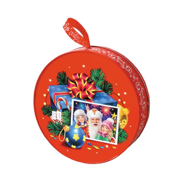 Детский сладкий новогодний подарок «Селфи». Фото 2