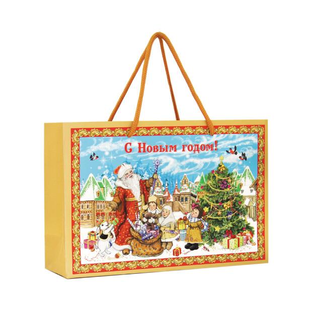 Детский сладкий новогодний подарок «Детвора». Фото 3