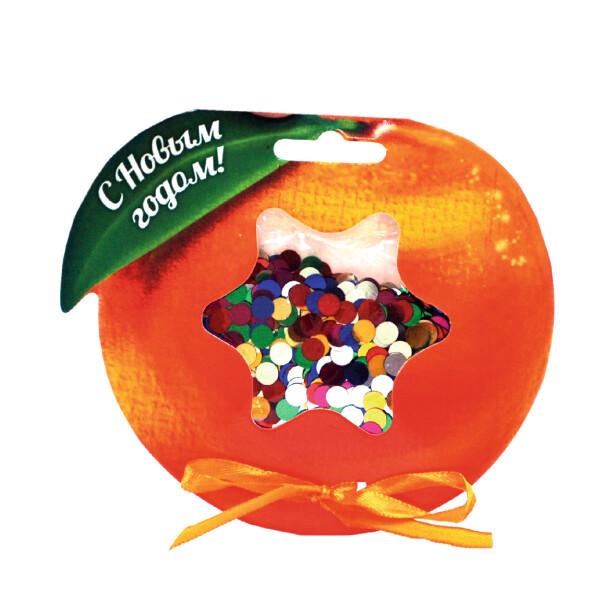 Детский сладкий новогодний подарок «Сласти». Фото 2