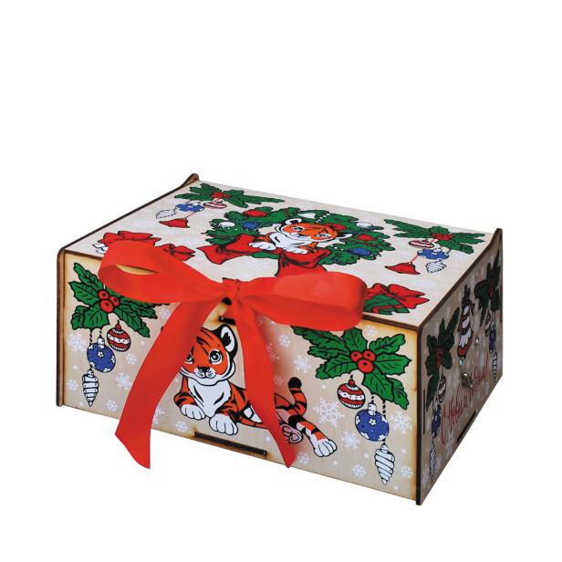 Детский сладкий новогодний подарок «Услада». Фото 3