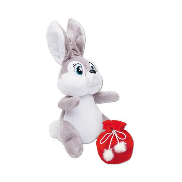 Детский сладкий новогодний подарок «Зайка»