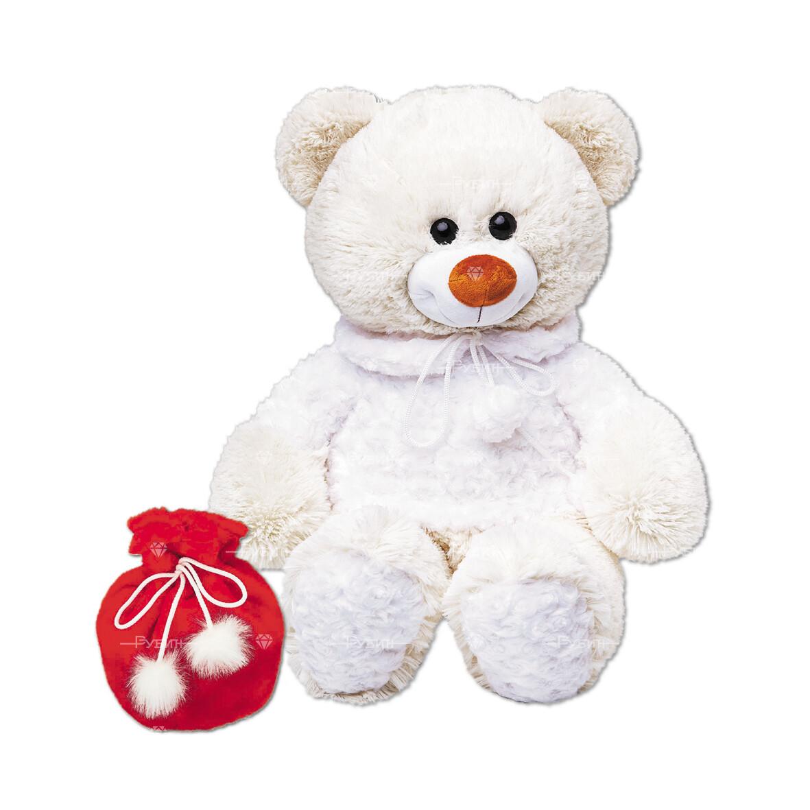 Сладкий новогодний подарок Мишка