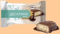Десерт Десарини с крошкой крекера