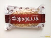 Десерт Фараделла глазированный